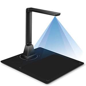Dizüstü bilgisayar belge kamerası, A4 formatı OCR fonksiyonu LED ışık, sınıfta uzun mesafeli öğrenme için uygun