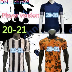 Версия New Player 2020 2021 дом вдали третий футбол Джерси футбола трикотажных изделий 20 21 игрока версия Футбол рубашка