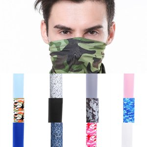 Männer Arab Tactical Wüste C02yr Kopf Keffiyehcamouflage Tacvasen Schal Frauen Arabisch Cotton Paintball-Gesichtsmaske