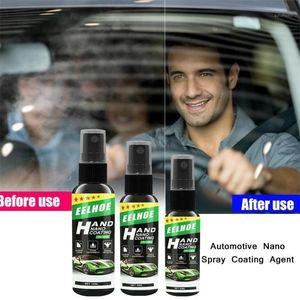 30 50 100ml Automotive Spray Coating Liquid Ceramic Agent Cleaning Sprayer for Car Top Coat Quick -Coating1