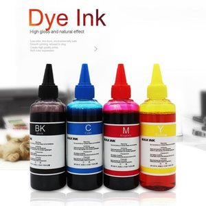 Kit de tinta de recarga Kits de tinta DYE para Canon para Lexmark Brother Toda la impresora de inyección de tinta recargable CISS1