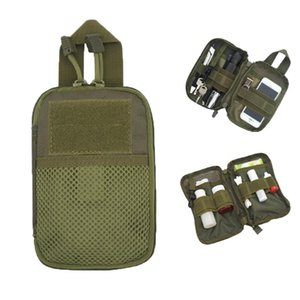 Molle Pouch Mesh Tools Accessory Pouches 1000D Nylon Tactical Waist Hunting Bags Outdoor Magazine Pocket
