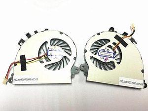 Новый GPU ноутбук процессора вентилятор охлаждения Cooler для MSI GS70 GS72 PAAD06015SL N184 N346 N197 N269 N229 N154