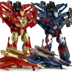bataille déformation des enfants kong jouet roi avion vengeance robot alliance manuelle matrice garçon cadeau garçon