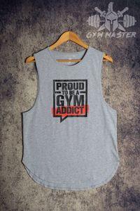Tracksuit Tank Top Veste Sport Sweater Gym Set Fitness Clothes Mens Sleeveless Skinny Joggers Running Stringer Slogan Workout Vests Uk