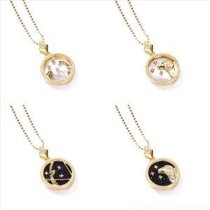 js3cq Necklace designers Jewelry Link for lady Necklaces Luxurys S925 Designers golden veet neckla women Chain Twelve Shell Necklace