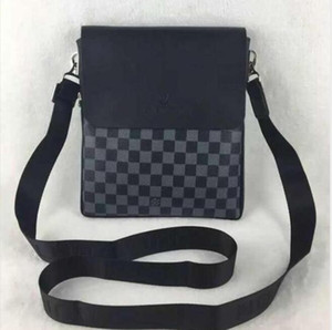 New men Crossbody Bag Men's Bolsas Messenger men Shoulder Diagonal Package Business Casual Bag Laptop Bag good quality 005