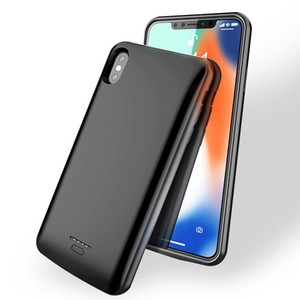 4000 5000 5500mAh Powerbank External Charging 6 6S 7 8 5 5S SE for iphone X XR XS Max Battery Case