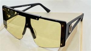 Popüler moda avant-garden tasarım güneş gözlüğü 4293 bağlı lens boy çerçeve yeni podyum punk tarzı en kaliteli gözlüğü