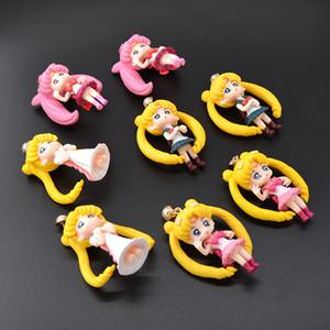 Hot Sale 4 Colors Hot Sale Cute Doll Drop Earrings For Women Girls Ear Bijoux dolls Accessories Earrings Fashion Women Popular Jewelry