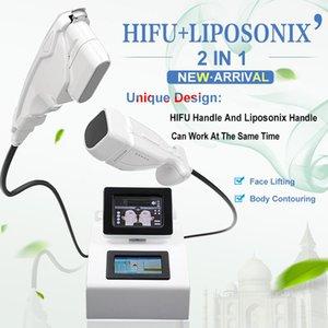 Liposonix Hifu 바디 슬리밍 기계 Lipo Hifu 지방 절감 기계 Cuerpo Que Adelgaza La Liposonix