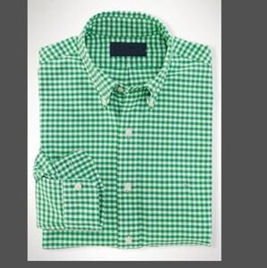20ss otoño invierno para hombre diseñador de hombre oxford camisa camisa de manga larga casual casual camisas de cocodrilo de la moda de los Estados Unidos marca rl polo camisas
