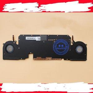 Новый кулер для DELL 2-в-1 XPS 13 7390 радиатор охлаждения процессора с вентилятором 0VDFK8 VDFK8