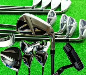 Complete Set Golf Clubs SI M Driver Fairway Woods Irons + Free Golf Putter Real Pictures Contact Seller