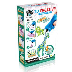 3D Printed Multicolor Graffiti Magic Pen Education DIY Creative Novelty Painting Children's Toys Designed