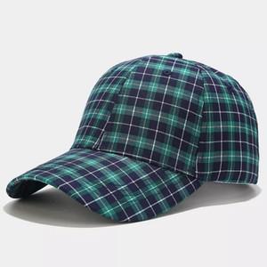 Весна Летняя осень зимняя мода клетки бейсболки мужские женские уличные одежды Snapback Hip Hop Cap Cap Trucker Hat Hat Splide бейсбольные шапки