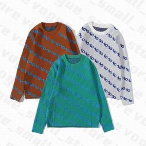 20ss neue heiße Marke Mens Designer Pullover Winter Herren Pullover Pull Jacke niedrigen Ansatz Männer gestrickten Pullover veste giacca
