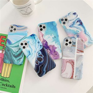 soft IMD coral case Note20 marble is suitable for 12   11 mobile phone case, package 67plusxr fall proof