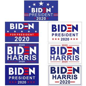 90 * 150 cm BIden Bandera Harris Bandera de Estados Unidos 2020 Elección Biden Biden Material para la Campaña presidencial Banner