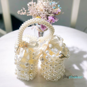 Fashion Handbags Woman Bags Europe and America Simple White Pearl Bag Purses Ladies Handbags Luxurious Handbags For Women