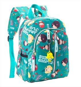 Cartoon smile girls printing Kids school bags Ultralight Toddler Bag Children Backpacks for Kindergarten School Backpack mochila