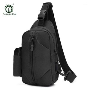 Outdoor Bags Tactical Sling Bag Messenger Shoulder Chest Satchel With Water Pocket Casual Backpack For Camping Hiking Daypack1