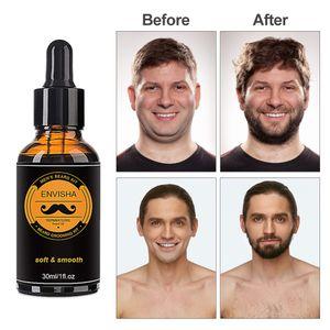 5pcs set Men Beard Kit Styling Tool Beard Bib Aprons Balm Beard Oil Comb Moisturizing Wax Styling Scissors Care SetRabin