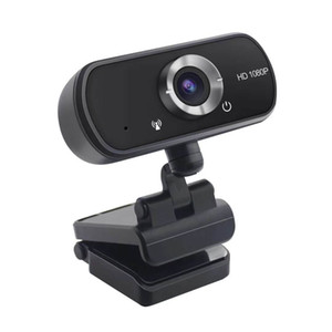 1080P HD USB Camera for Live YouTube Video Full HD Webcam with Microphone PC Web Camera for Recording Conferencing