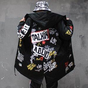 Avril MOMO Veste Automne Ma1 Bombardier Manteau Chine ont Hip Hop étoiles Swag Tyga Manteaux Streetwear Pardessus Hombre 201023