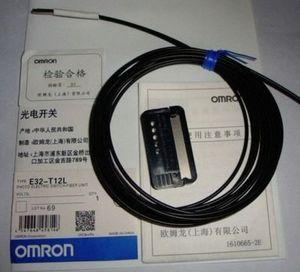 E32T12L Omron Fotoelektrik Anahtarı E32T12L Elyaf Birim yepyeni vdBI #