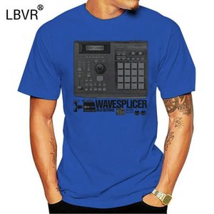 Akai MPC 2000XL-T-Shirt beat maker Drum-Sampler Sequenzer DJ Grau Harajuku kidstopsfashion klassisches einzigartiges T-Shirt