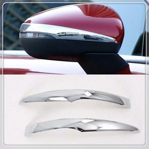 For - A Class W177 2019 2020 Car Exterior Rearview Mirror Decorative Cover Trim 2pcs ABS Plastic Auto Accessories i5ij#