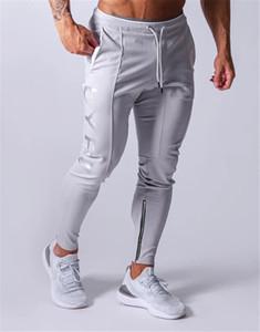 Toptan-MarchWind Tasarımcı Koşu Pantolon Erkekler Koşucular Pamuk Trackpants Slim Fit Pantolon Vücut Pantolon Koşu Erkekler Spor eşofman