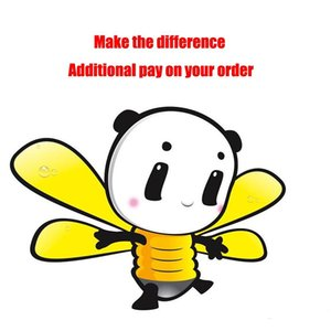 This item link is for the customer to pay the difference of the freigh