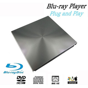 External 3D Blu Ray DVD Drive USB 3.0 BD CD DVD Burner Player Writer Reader for Mac OS Windows 7 8.1 10 Linxus,Laptop,PC