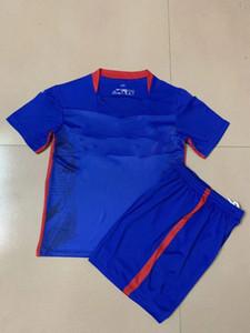 kids kit 20-21 Cruz Azul home soccer jersey&Shorts Kit Cruz Azul blue for men and kids