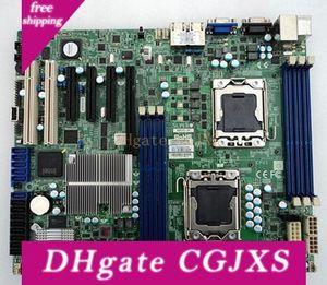 Placa-mãe do servidor para SuperMicro X8DTL -3F Dual X58 LGA1366 Sistema Mainboard
