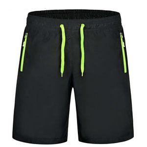 9XL 8XL 7XL 6XL Big Size Shorts Mens Plus Size 9XL Summer Shorts Men Knee Length with Zipper Pockets Beach Men Elastic