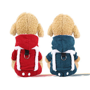 Small Cats Apparel For Coat Costume Kitten Hoodie Windproof Puppies Pet Weather Jacket Warm Clothes Dog Cat Winter Dogs Cold bbyexRGQ1