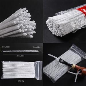 Metal Esnek Boru Temizleme Fırçaları Beyaz Dahili Temiz Aracı Şerit Fırça Sigara Set Aksesuar Ev Açık Havada Taşınabilir 4 Pn N2