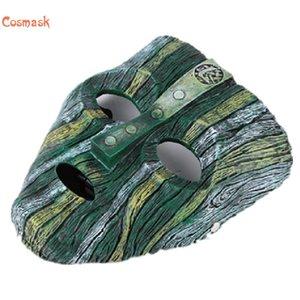 Hallowen, manuel düzenleme Loki Malin, kılık Allah, reçine, festivali maskesi maske Cosack