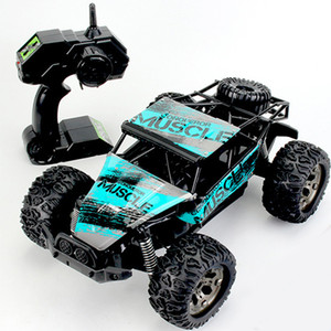 1   12 car remote control alloy RC all terrain vehicle 2.4G high speed climbing race toy metal SUV children adult gift RC toy buggy car