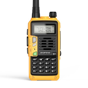 BAOFENG UV-S9 Plus 10W Powerful Handheld Transceiver with UHF VHF Dual Band Walkie Talkie Ham Two Way Radio