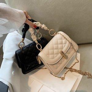 Saco de nicho francês Socialite Womens Bag 2020 Verão Novo Fairy Crossbody Bag elegante bolsa plissada elegante