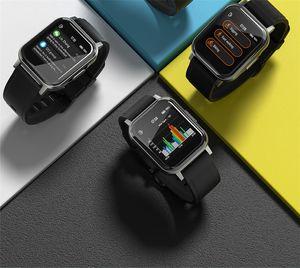 Smart Watch Waterproof Smartwatch 2020 New Sport Fitness Bracelet Band Wrist Intelligence Pedometers Outdoor Fitness Equipment FY8141