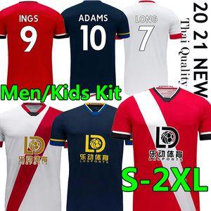 Santi 2020 2021 Danny ISS Soccer Jersey Ward-provese Hojbjerg Armstrong Camicia calcio Lunga Adams Uomo Camicia per bambini Shirt Redmond Uniformi