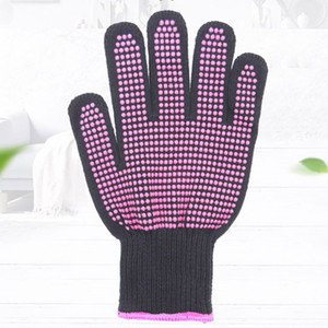Universal Heat Resistant Gloves for Hair Curling Iron, Professional Heat Proof Gloves for Hair Styling Iron Wands Straighteners