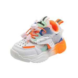 Chaussures de sport de mode Cozulma automne enfants pour garçons filles baskets colorées bébé baby bas chaussures de plein air respirant enfants 201201