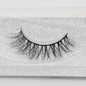 Visofree Mink Eyelashes 3D Mink Lashes Crisscross False Eyelashes Full Stripe Eye Lashes Extension Cilios for Beauty Tools A20