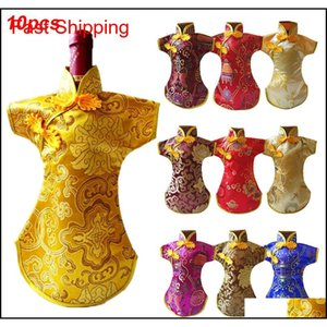 Tang Dress Decorative Party Embroidery Chinese Style Non Slip qylwmR bde_luck